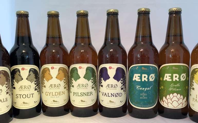Rise Bryggeri, dansk nyhet!